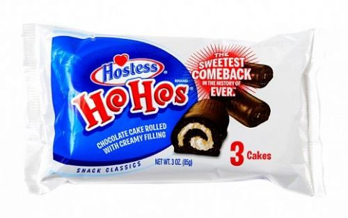 Hostess Ho Hos 3 Pack 85g